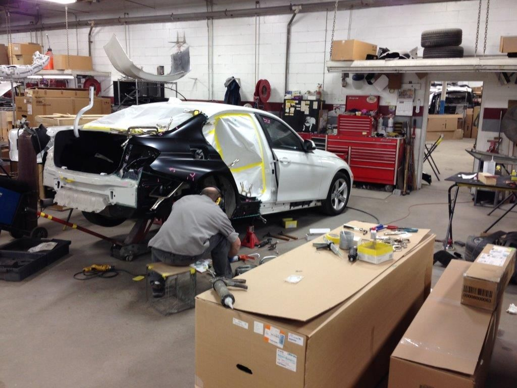 Burnsville Car Dealerships >> Auto Body Shop Plymouth MN